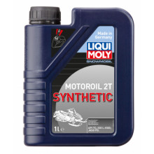 Snowmobil Motoroil Synthetic 2T
